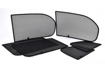 Privacy Shades voor Volvo V60 Station 2010-