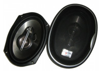 6 x 9 inch speakerset 3-weg