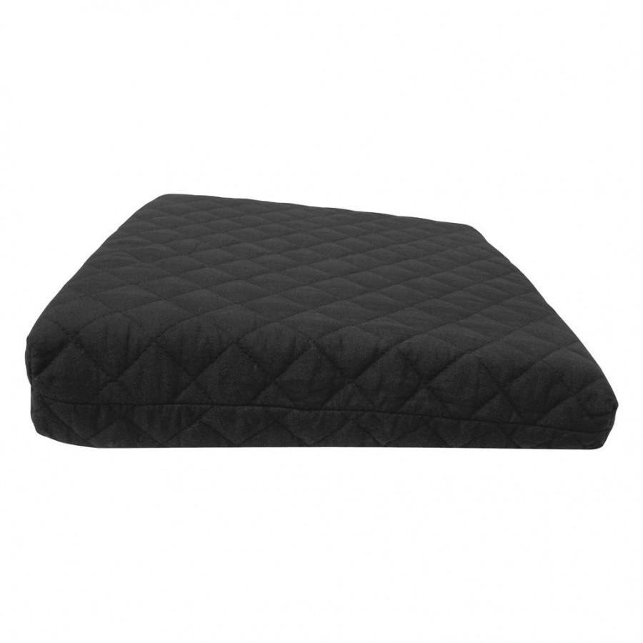 zitkussen 39 basic black 39 40 x 40cm stoelkussens. Black Bedroom Furniture Sets. Home Design Ideas