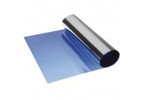 Foliatec Sunvisor zonneband blauw (metalised) 19x150cm