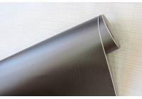 Feuille de carbone 3D 152x200cm Gris foncé, autocollant