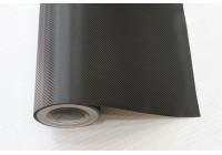 Feuille de carbone 3D 152x200cm noir, autocollant
