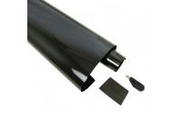 Feuille de fenêtre résistante aux rayures Carpoint Limoblack 3% 300x76cm