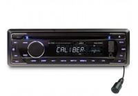 Autoradio Calibre RCD231BT 1-DIN / CD / FM / USB / SD / AUX / Bluetooth