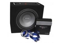 Excalibur X3 BassPack (BoomBox 1000W / Amplificateur 1000W / Jeu de câbles)