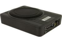 SSDN Caisson de subwoofer 10 pouces 'Under-Seat' actif à plat - 600 Watts réels