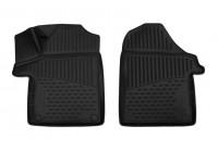 Tapis d'automobile en caoutchouc Mercedes-Benz Classe V W447 5drs 2014-> 2 pièces
