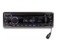 Caliber RCD231BT bilradio 1-DIN / CD / FM / USB / SD / AUX / Bluetooth