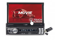Kalibrerad RMD579DAB-BT bilradio USB / SD / DAB + / Aux / Bluetooth