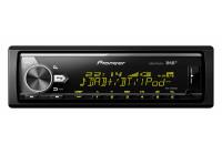 Pioneer bilstereo MVH-X580DAB Bluetooth / USB / AUX / DAB / DAB +