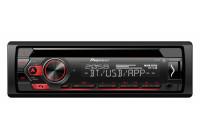 Pioneer DEH-S320BT bilradio USB / Aux / Bluetooth (1-din)