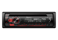 Pioneer DEH-S420BT bilradio CD / USB / Aux / Bluetooth (1-din)