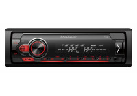 Pioneer MVH-S120UB bilradio USB / Aux