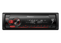 Pioneer MVH-S120UI bilradio USB / Aux (1-din)
