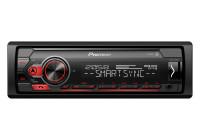 Pioneer MVH-S310BT bilradio USB / Aux / Bluetooth (1-din)