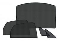 Solskydd för Skoda Octavia Combi 5-dörrar 2013- 5-delad