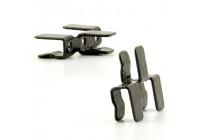 Metall tätning klipp för bakruta nyanser