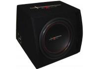 Excalibur 12 '' Bass Reflex BoomBox 300W RMS (1000W)