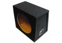 MDF Subwoofer Box 12 '' 1x anslutning (22,4 / 29.9x40x38.1cm)