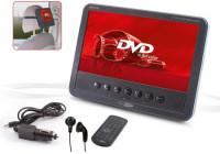Bärbar 7 & rdquo; TFT LED DVD-spelare