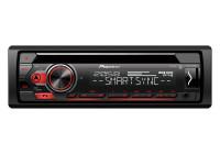 Pioneer DEH-S410BT bilradio CD / USB / Aux / Bluetooth (1-din)