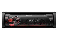Pioneer MVH-S210DAB bilstereo USB / Aux (1-din)