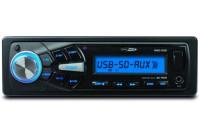 USB / SD - FM-tuner och AUX-ingång (ingen CD-spelare)