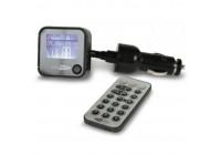 FM-sändare USB / SD-ingång RDS