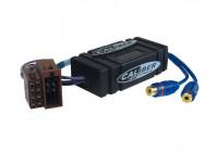 Hög effekt högtalare strömadaptern