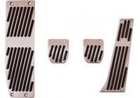 Uppsättning av aluminium sportpedaler BMW 1/3 serie E46 / E90 / E91 / E92 / E87 - Manual