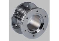 Sparco ratt adapter - Aluminium - Längd 50 mm