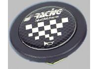 Simoni Racing Universal Claxondop - diameter 55mm - 2 kontakter