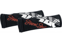 Simoni Racing Set Protector Typ 3 Shoulder Pads - Svart