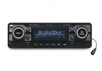 Caliber RMD120BTB car radio USB / SD / FM / AUX / Bluetooth