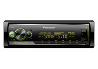 Pioneer MVH-S510BT car radio USB / Aux / Bluetooth (1-din)