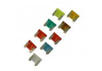 Low profile plug fuses assorted 9st