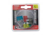 Plug-in fuse assortment 6pcs
