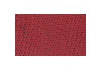 Speaker cloth bordeaux 75x140cm