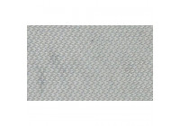 Speaker cloth silver 75x140cm