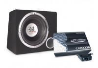 Caliber Pack12D - Subwoofer set - 12 inch - Black
