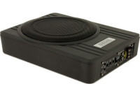 SSDN 10 inch 'Under-Seat' Subwoofer box active flat - 600 Real Watts