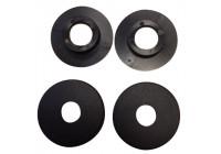 Matting eyes for TK 005 - set of 2 pieces