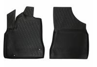 Rubber mats for Citroen Berlingo B9 2008- 2-part
