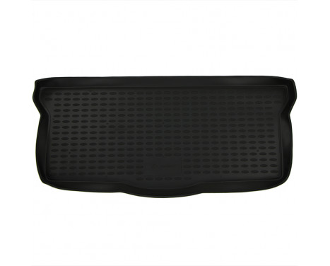 Boot cover Peugeot 107 2005->, hb.