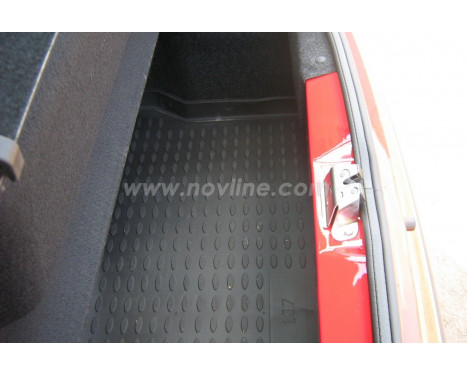 Boot cover Peugeot 107 2005->, hb., Image 4