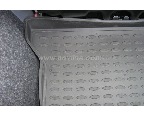 Boot cover Peugeot 107 2005->, hb., Image 5