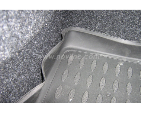Boot cover Peugeot 107 2005->, hb., Image 6