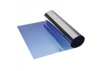 Foliatec Sunvisor sun band blue (metalised) 19x150cm
