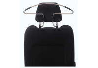 Clothing hanger for the headrest - 45cm - Incl. 4 adapters (8/10 / 12mm)