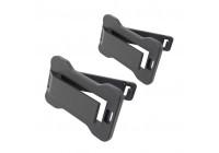 Belt adjuster, 2 pieces